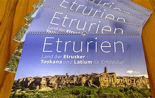 Selfpublishing-Projekt mit Calvendo: Unser Fotokalender 2016 über die Etrusker