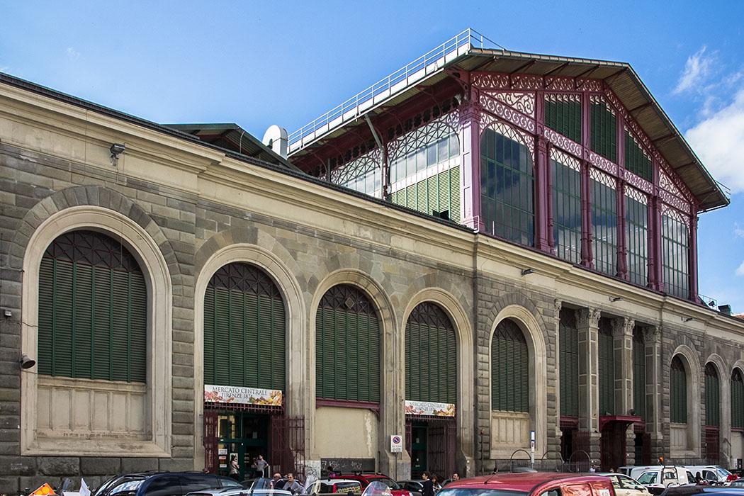 Mercato Centrale in San Lorenzo: Ein Marktbesuch in Italien ist vor allem eins: Ein Fest für die Sinne.