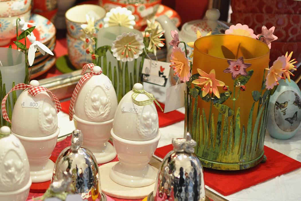 Am Osterwochenende vom 26. bis 28. März 2016 werden auf dem Markt der Sinne auf der Praterinsel wieder Kunst, Handwerk und Lifestyle präsentiert.