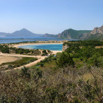voidokilia beach 02 pylos gialova navarino messinia peloponnes greece