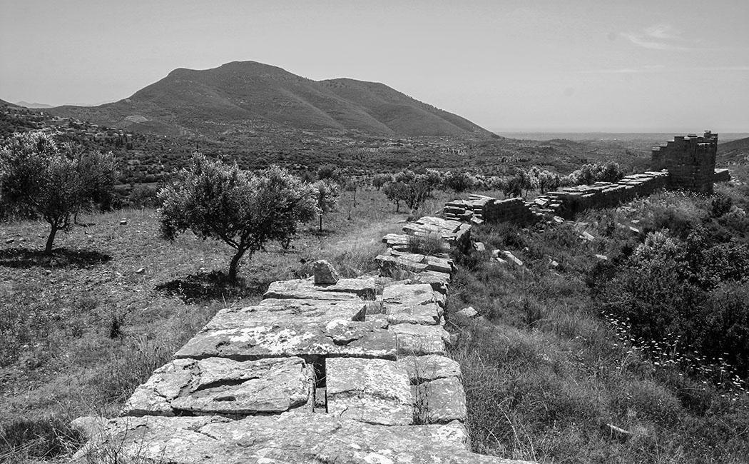 Jannis Ritsos: Romiosini - Eine Hymne an Griechenland - messene-peloponnes-kalamata-greece-ritsos