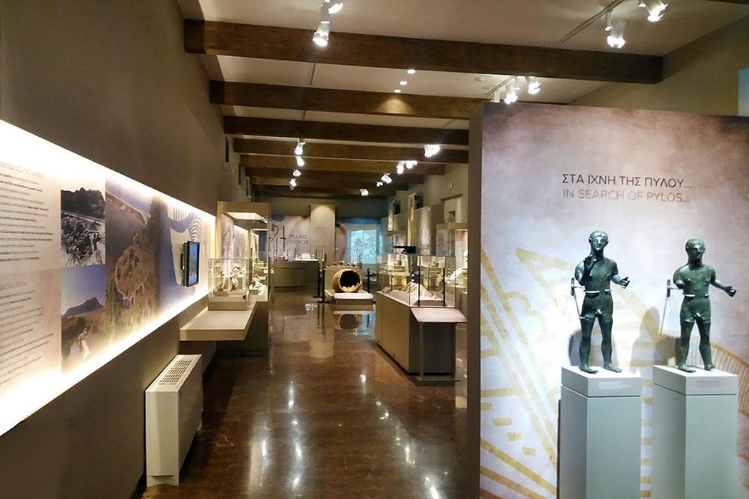 pylos_archaeological_museum_niokastron-ol In der Festung Niokastron von Pylos wurde im August 2018 ein weiteres Archäologisches Museum eingeweiht.