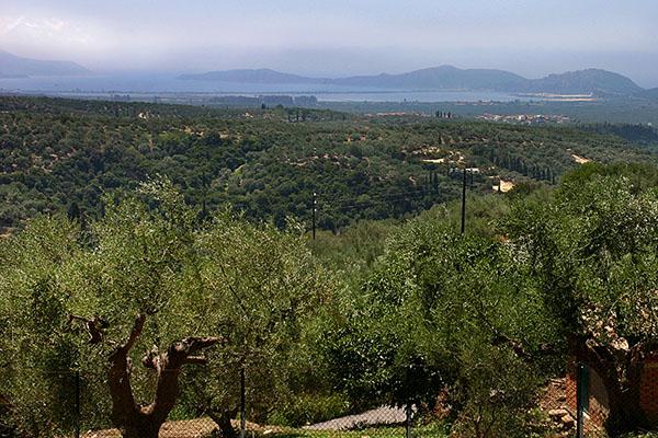 Nestorpalast bei Pylos nestor palace pylos epano englianos navarino messinia peloponnes greece today
