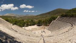 epidavros argolis greece theatre beitragsbild