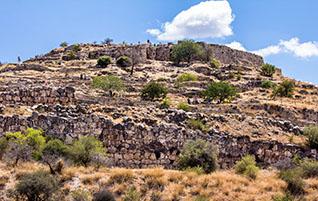 Peloponnes-Tagebuch (2): Mykene - Agamemnons sagenhafte Königsfestung