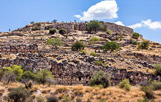 Peloponnes: Mykene - Agamemnons sagenhafte Königsfestung