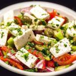 reise-zikaden.de, Griechischer Bauernsalat: Choriatiki salata