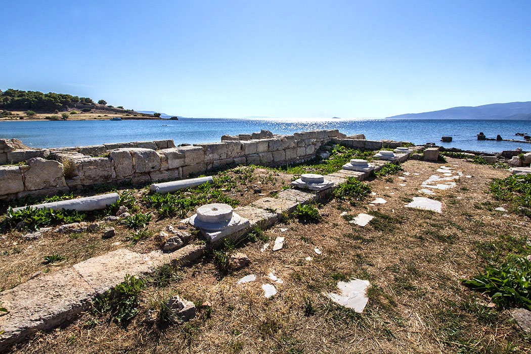 Isthmia Greece  city images : kenchriae ancient harbour isthmia corinth korinthia peloponnes greece ...