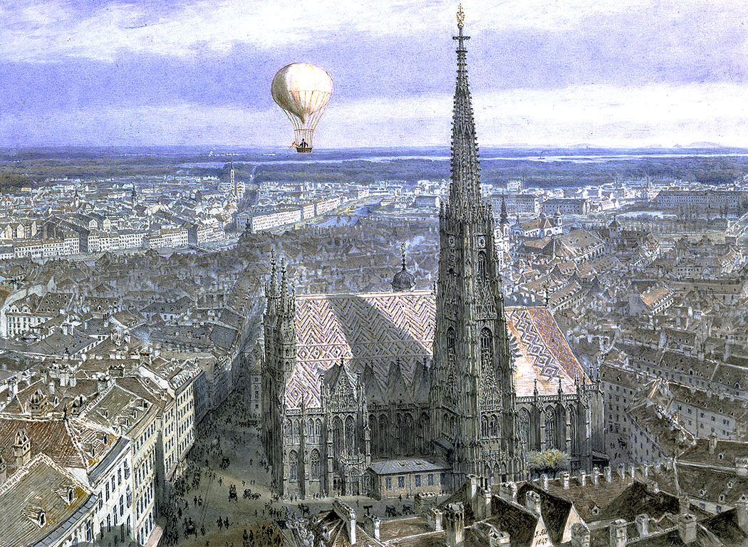 stephansdom-st-stephens-cathedral-wien-vienna-oesterreich-austria-jacob-alt-aquarell-1847