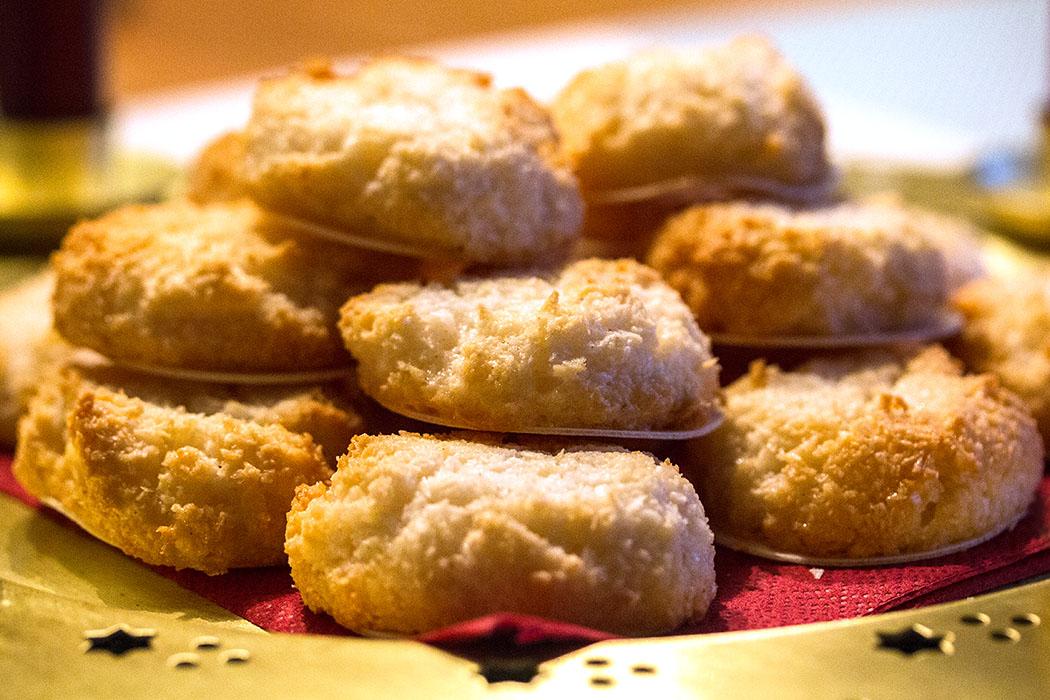 Adventsbäckerei: Kokosmakronen - Einfach Unwiderstehlich!