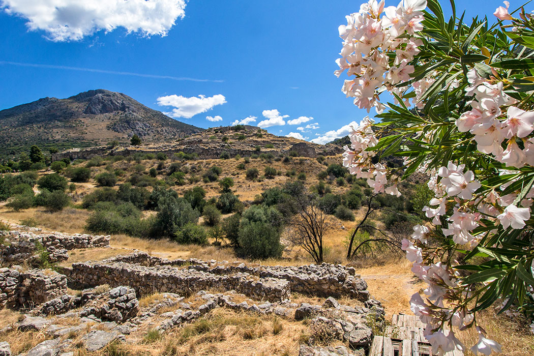 kalender-peloponnes-griechisches-urgestein-von-grandioser-schoenheit-04 mycenae castle mykines argolis peloponnes