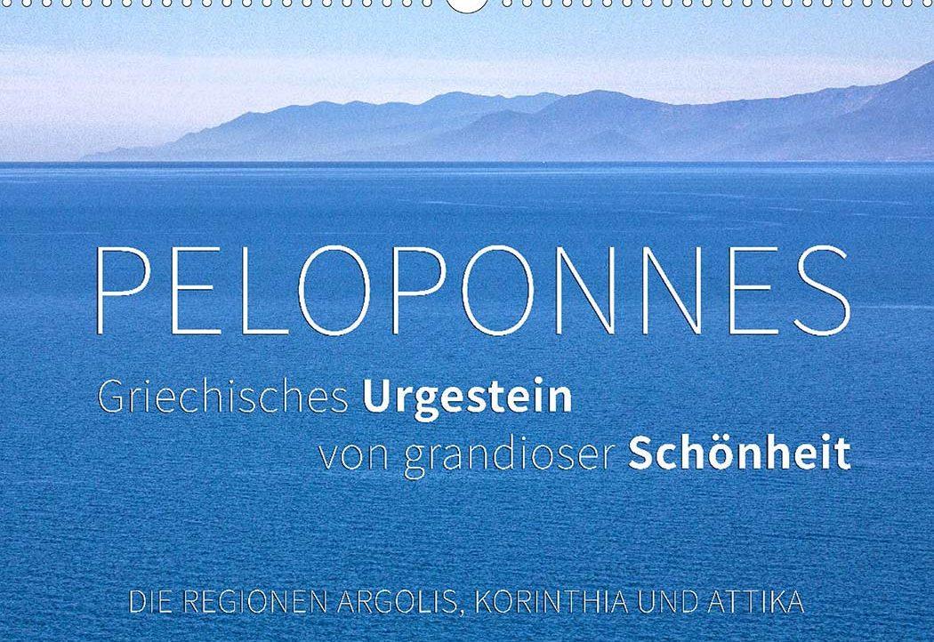 Unser Peloponnes-Kalender: Prächtige Motive aus Griechenland - Reisezikaden
