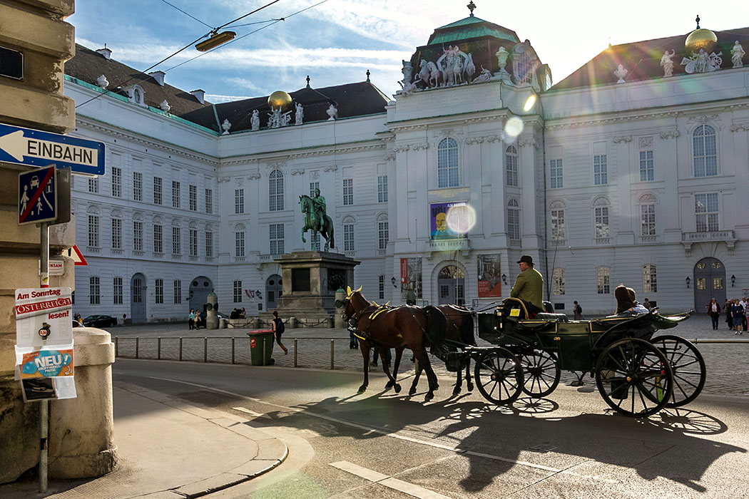Wien in 3 Tagen: Sehenswürdigkeiten, Museen, Plätze, Cafes, Parks und Kabarett