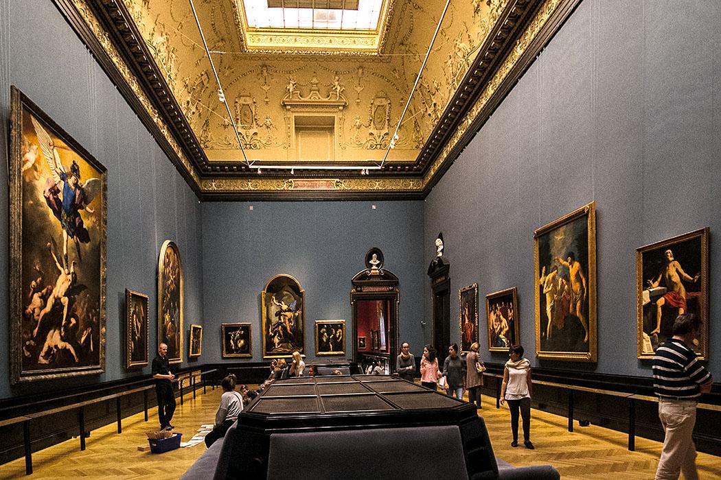 wien kunsthistoisches museum maria theresien platz gemaeldesammlung oesterreich vienna austria Die Gemäldegalerie des Kunsthistorischen Museums in Wien gehört zu den wenigen wirklich weltberühmten Bildersammlungen und zeigt Werke von Rembrandt, Dürer, Rubens, Bruegel, Raffael und vielen anderen Künstlern des 15. bis 18. Jahrhunderts.