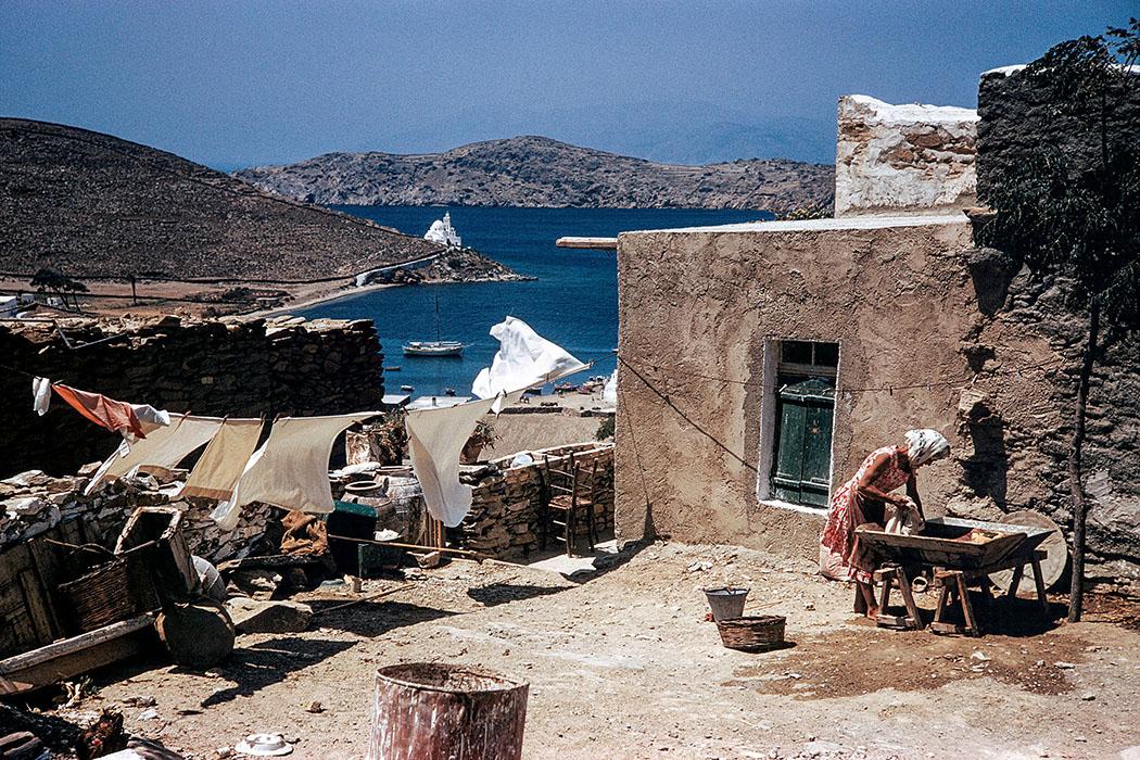 Athen: Fotoausstellung von Robert McCabe im Museum für kykladische Kunst