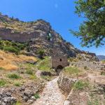 korinth akrokorinth festung burg peloponnes griechenland