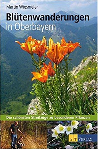 AT Verlag, Blütenwanderungen in Oberbayern