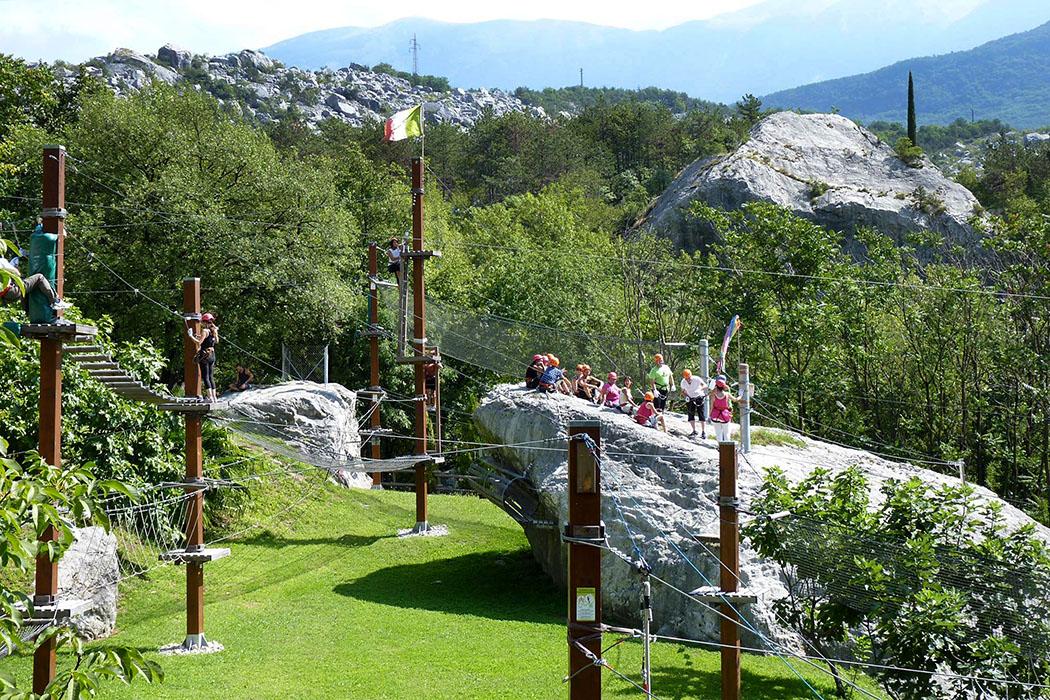 Elias Adventure Park trentino dro