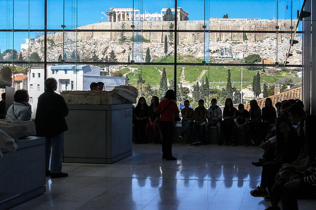 Die TOP FIVE seit 20141. Platz: Athen Highlights