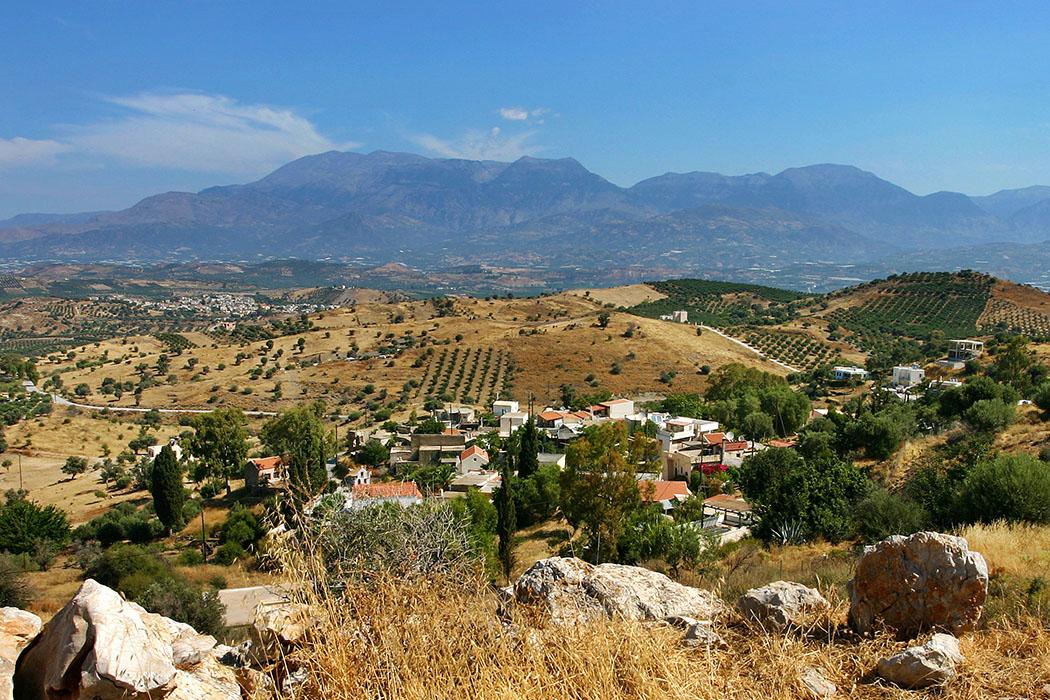 Kreta: Die Messara-Ebene und Südküste – Klöster und Küsten, Archäologie und Einsamkeit