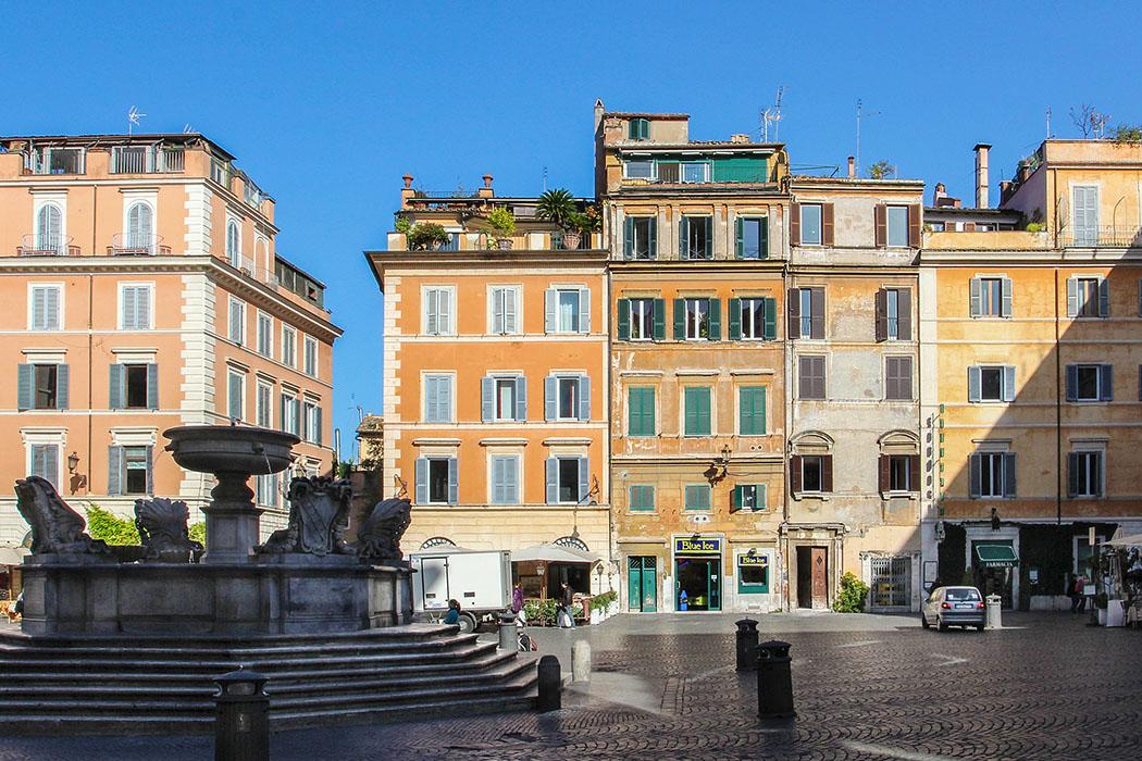 5. Platz: Rom - Trastevere