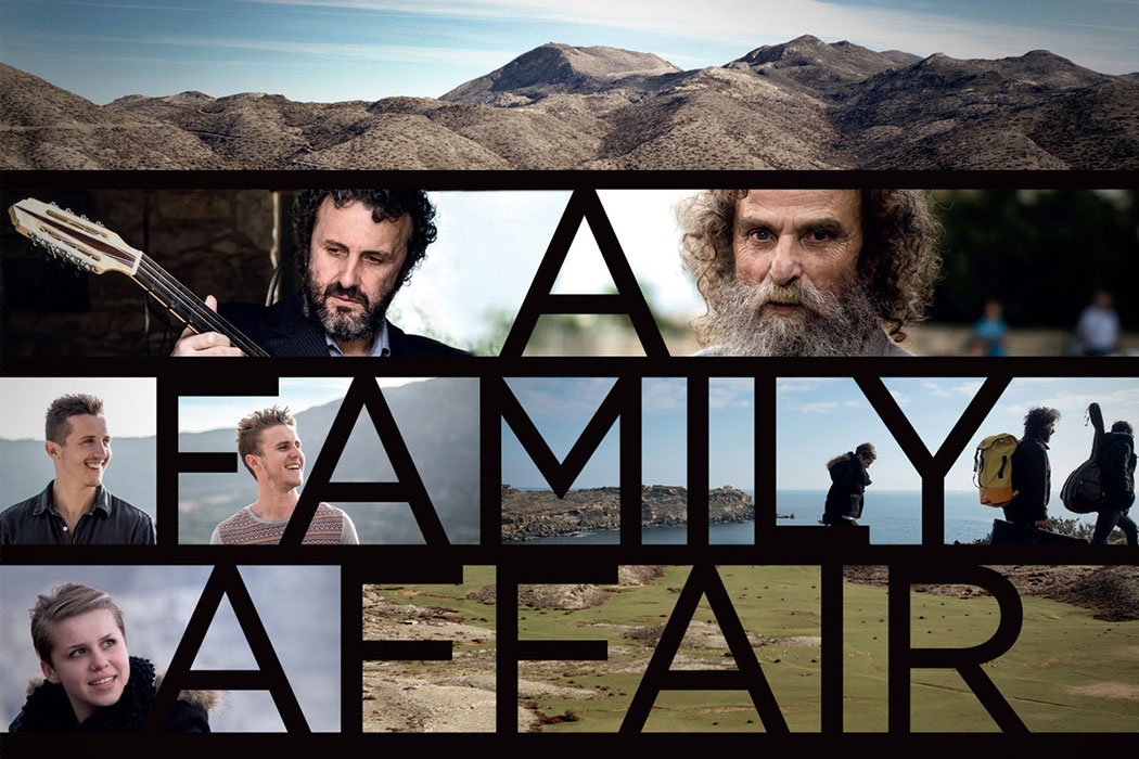 A Family Affair_xylouris