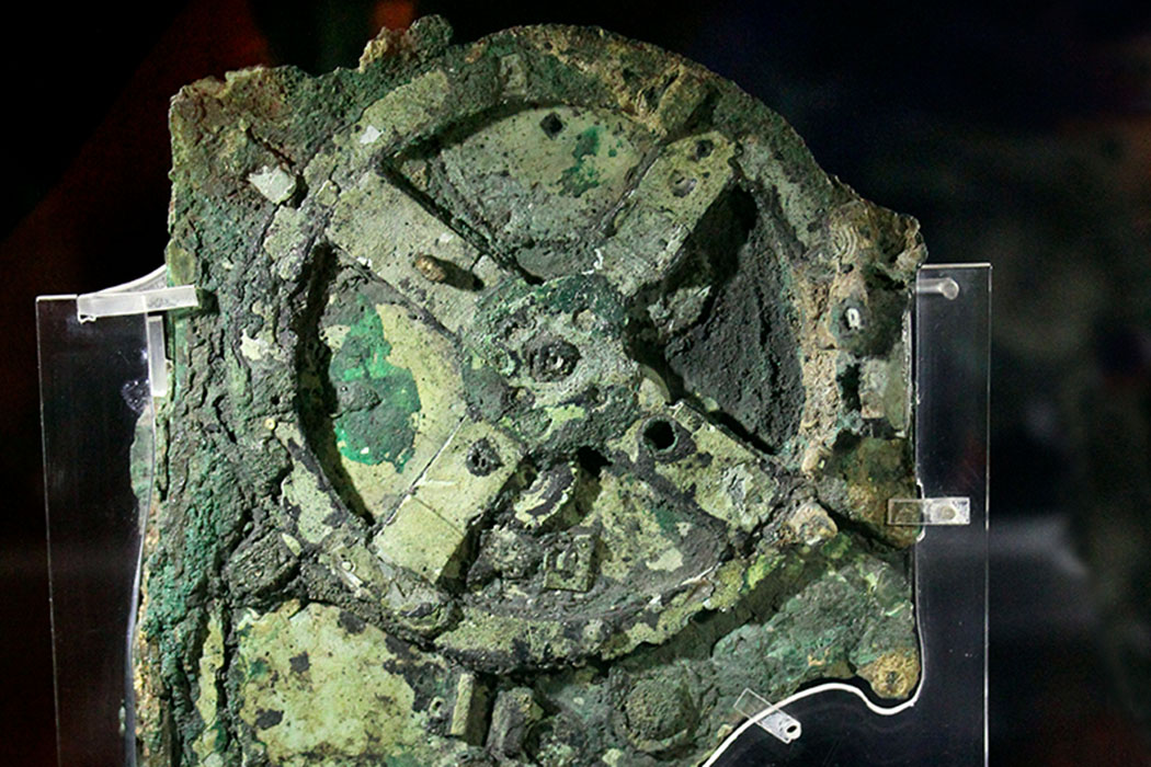 Schiffswrack von Antikythera: Sonderausstellungen in Athen & Basel und die Expeditionen 2014/15
