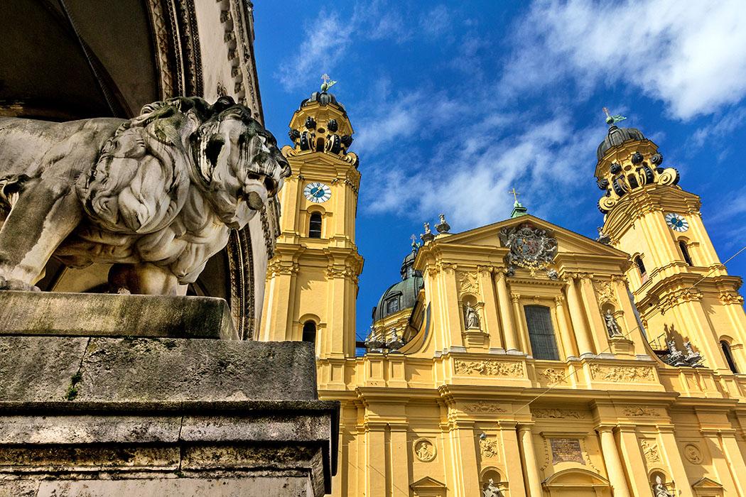 Kulturtrip durch München:15 Sehenswürdigkeiten wie in Italien