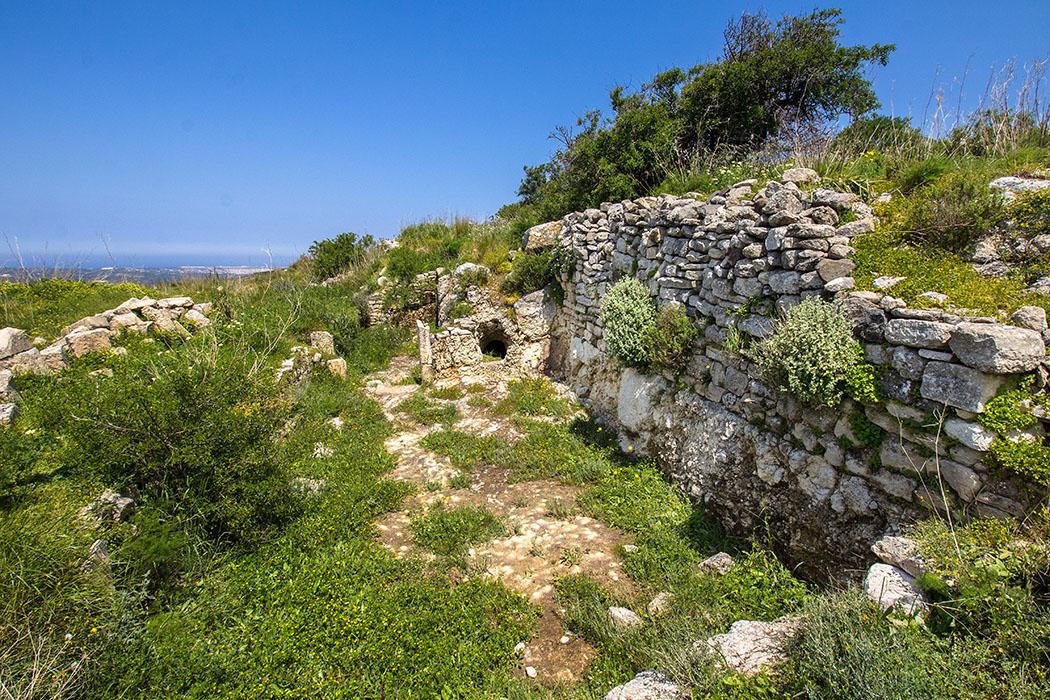 Archäologische Wanderung in Ostkreta: Praisos – Eteokretische Hauptstadt bei Sitia