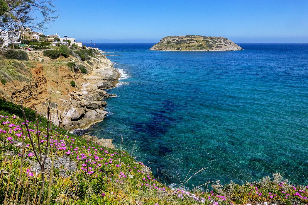 Ostkreta: Naturparadies Mochlos und die Inselsiedlung der Minoer
