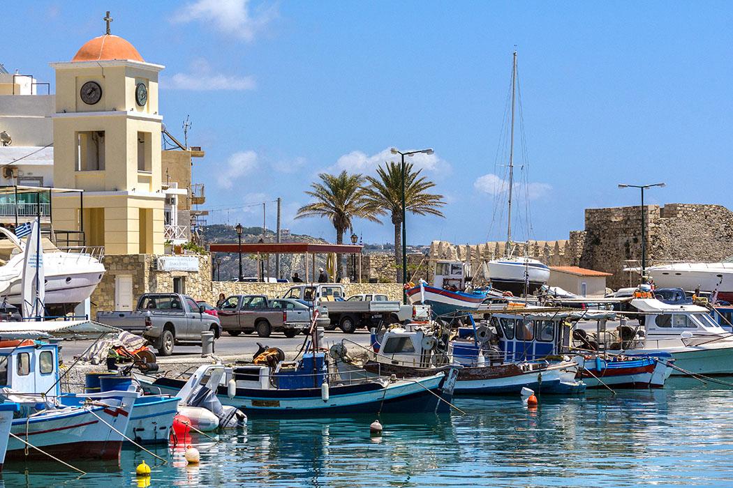 Ostkreta: Ierapetra – Afrikanisches Klima in Europas südlichster Hafenstadt