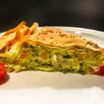 Kotopita - Griechische Huehnchen-Pastete titel