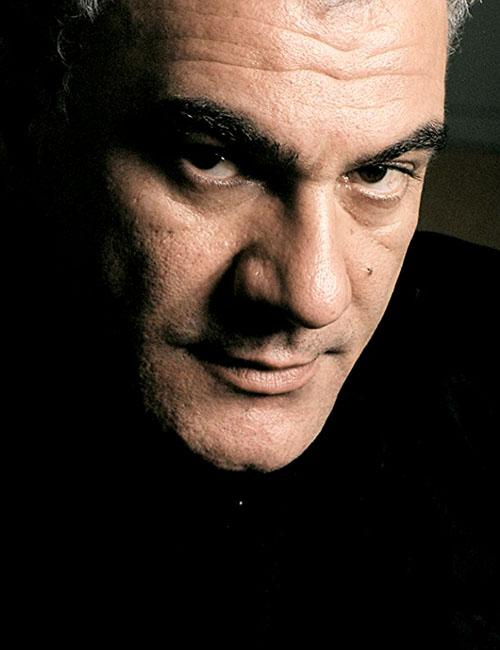 Tassos Boulmetis-ol - Der griechische Regisseur Tassos Boulmetis. Foto: www.imdb.com
