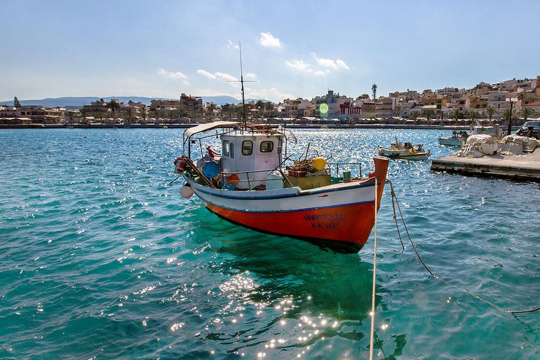 reise-zikaden.de, greece, crete, sitia, harbour, port, eastern crete, lasithi