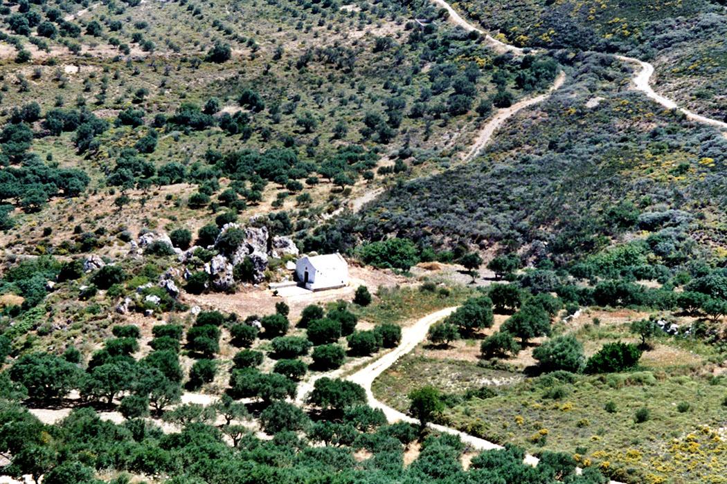 agios konstantinos, nea praisos, crete, greece