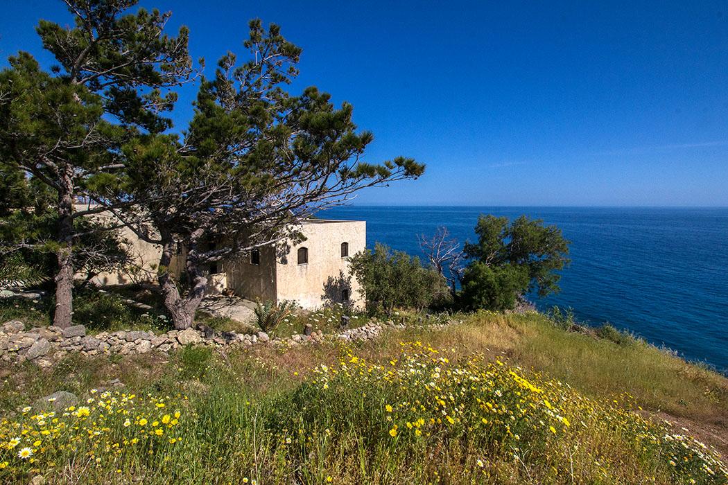 reise-zikaden.de, greece, crete, kreta, ostkreta, griechenland, ierapetra, ferma, galini beach - Das Ferienhaus unserer ersten Kretareise 1992 liegt zwischen Galini und Achlia, östlich von Ferma und der Hafenstadt Ierapetra.