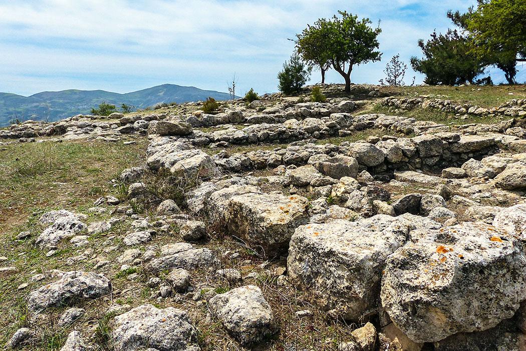 reise-zikaden.de, Griechenland, Kreta, Heraklion, Knossos, Villa Dionysos