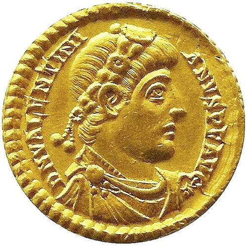 Solidus_de_Valentinien