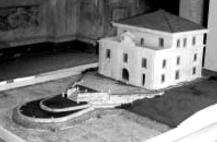 porto clementino tarquinia - Porto Clementino wurde mehrfach umgebaut. Auch im 18. Jahrhundert unter Papst Papst Clemens XIII. Bis zum Zweiten Weltkrieg stand am Pier ein großes Verwaltungs- und Lagergebäude.