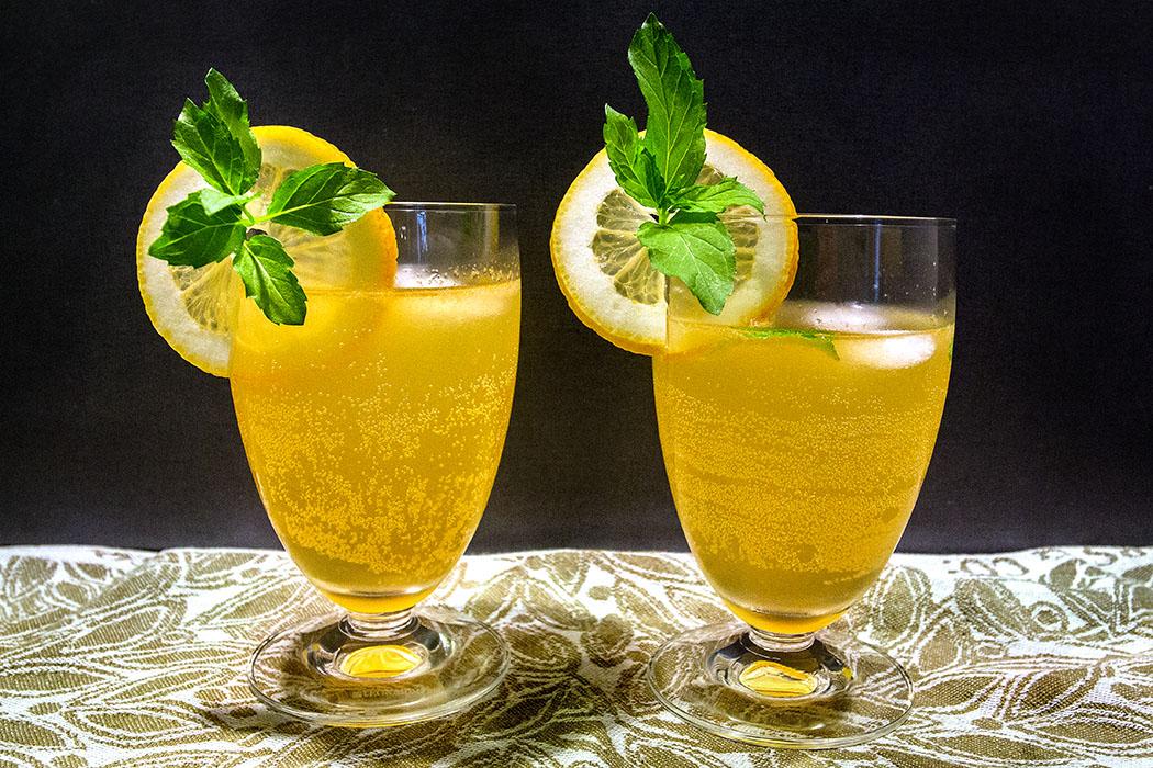 Der Hit für den Sommer! Orangen-Zitronen-Limonade zum Selbermachen