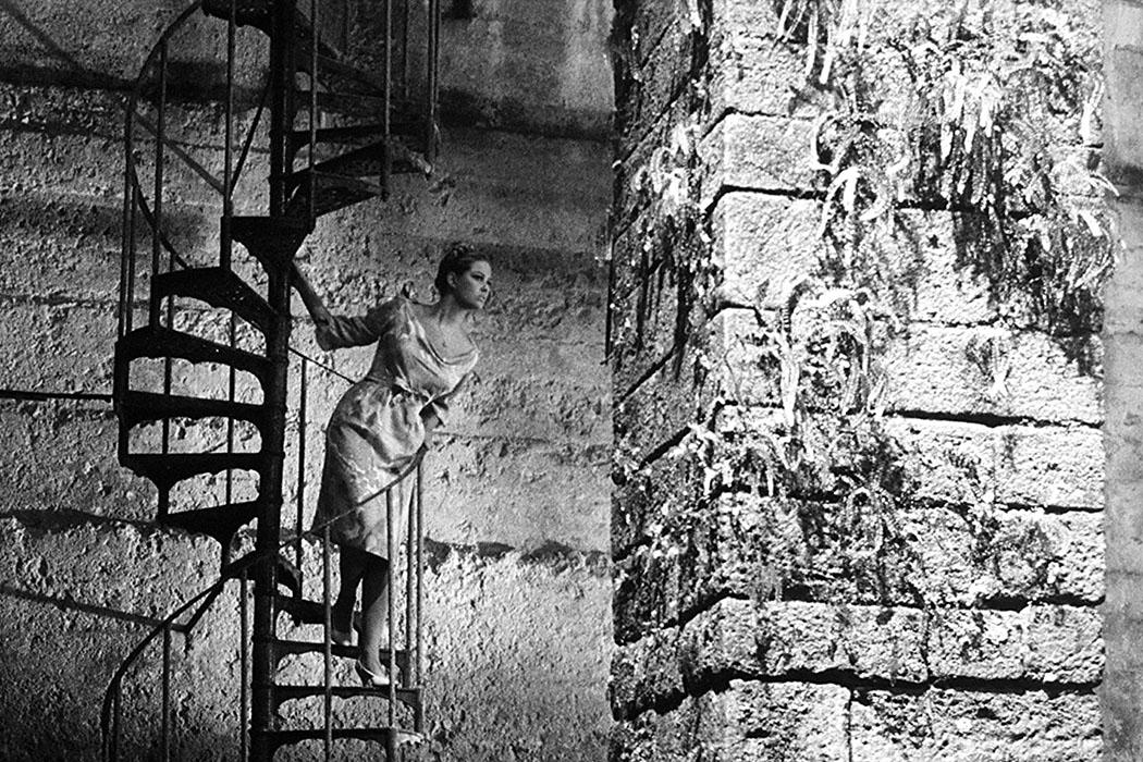 """Sandra - Die Triebhafte, Vaghe stelle dell'Orsa, 1965, Szene aus dem Kinofilm """"Vaghe stelle dell'Orsa"""" (Sandra - Die Triebhafte) von Luchino Visconti. Foto: www.imdb.com"""