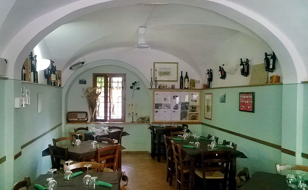 Trattoria Pizzeria Le Balze, Borgo San Giusto, Volterra