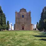 reise-zikaden.de, Italy, Tuscany, Volterra, San Giusto Nuovo, panorama