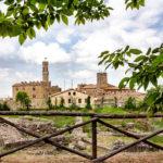 reise-zikaden.de, Italy, Tuscany, Volterra, etruscan acrpolis