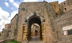 reise-zikaden.de, italy, tuscany, volterra, porta al'arco, etruscan gate