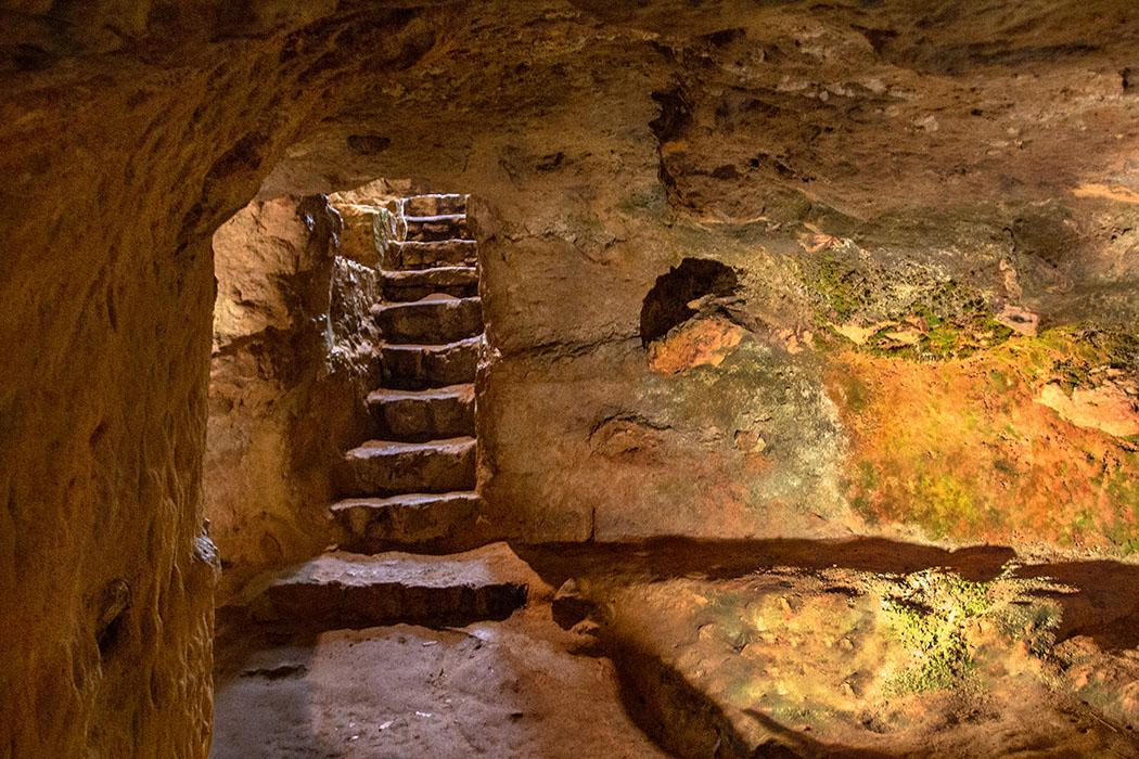 Toskana: Volterra - Portone-Nekropole – Die Erkundung von etruskischen Gräbern
