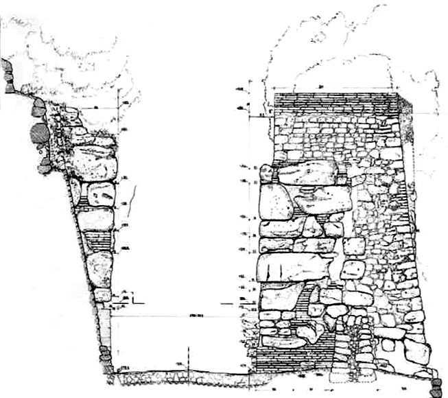 porta diana_porta portone_zeichnung_ol