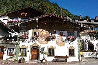 Gasthof Zur Post Wallgau_ol
