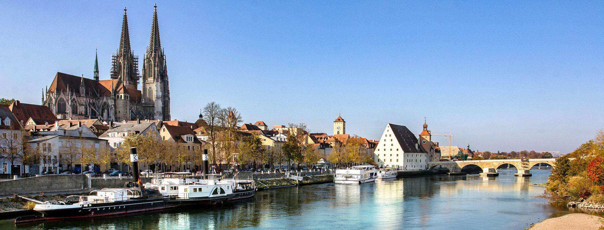 BAYERN: Regensburg – 25 historische Highlights