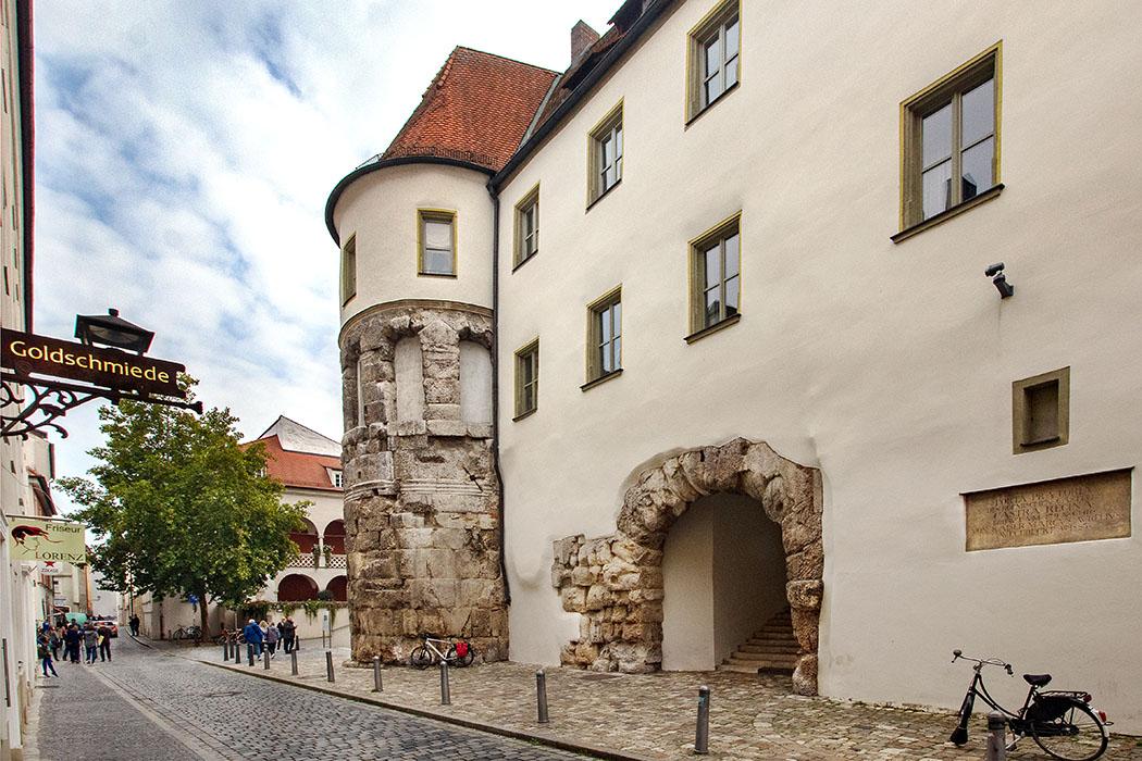 Oberpfalz: Römisches Regensburg – Das Legionslager Castra Regina